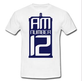 I Am Number Twelve